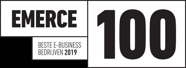 Emerce100 - 2019 - OrangeValley