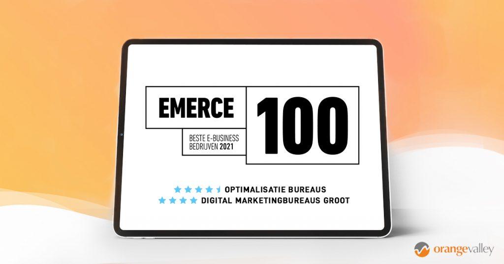 Emerce100 post - 2021
