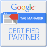 GTM Certified Partner Badge