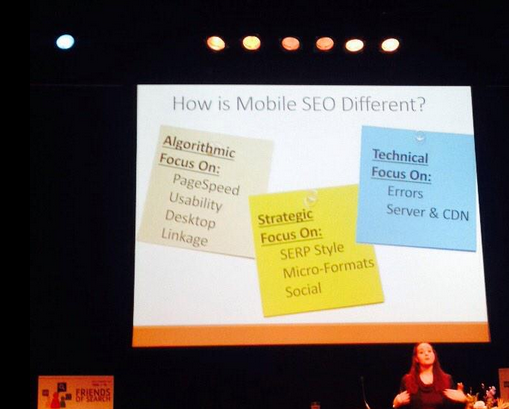 Mobile Friends of Search